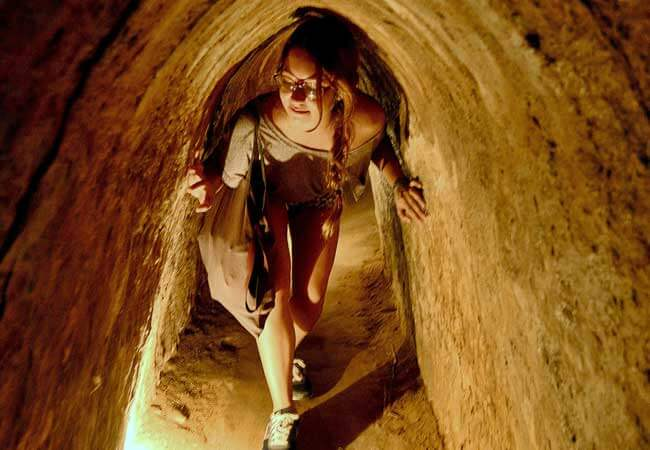 The History Of Cu Chi Tunnels